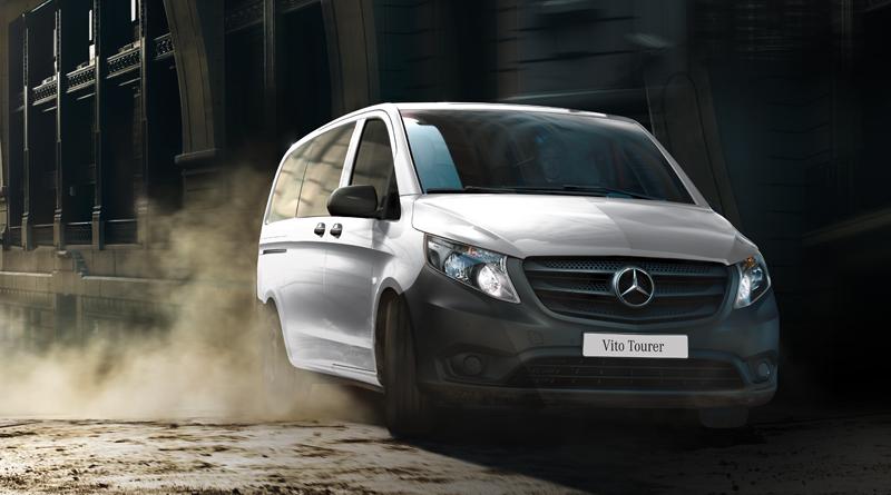 Mercedes-Benz Vito Tourer 121