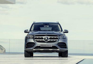 Mercedes GLS 450 4MATIC: Giá trị song hành cùng đẳng cấp