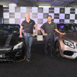 Mercedes-AMG A45 và CLA 45 2020 bộ đôi xe thể thao cỡ nhỏ mạnh như siêu xe