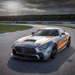 Siêu xe đua Mercedes-AMG GT4 2020: Diện mạo mới, hiệu năng vượt trội