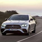 Mercedes-Benz E-Class 2021 chính thức ra mắt với diện mạo và động cơ mới