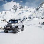 Phù phép Mercedes-AMG G63 thành 'siêu' bán tải Brabus 800 Adventure XLP