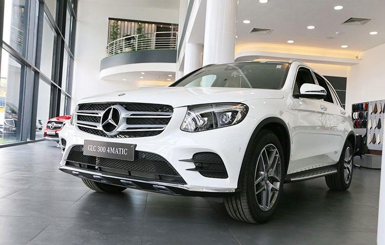 Mercedes GLC 300 4Matic 2020