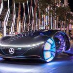Mercedes-Benz Vision AVTR – bản concept dựa trên phim bom tấn Avatar