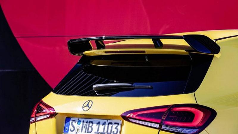 Mercedes AMG A35 mới ra mắt 2